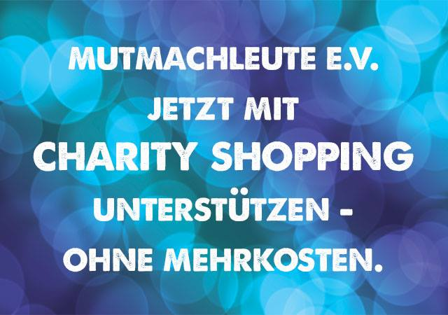 MML Charity Shopping