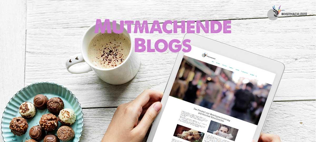 Mutmachleute Mutmachende Blogs